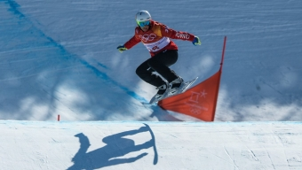 Team Canada Eliot Grondin PyeongChang 2018