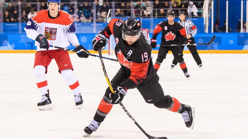 Canada falls 3-2 to Czech Republic in a shootout