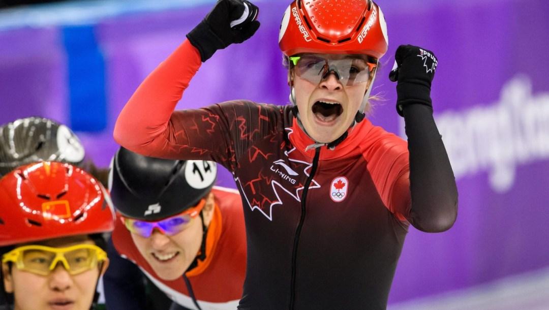 Team Canada Kim Boutin
