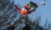 Sharpe, Bowman win gold at season's final ski halfpipe World Cup