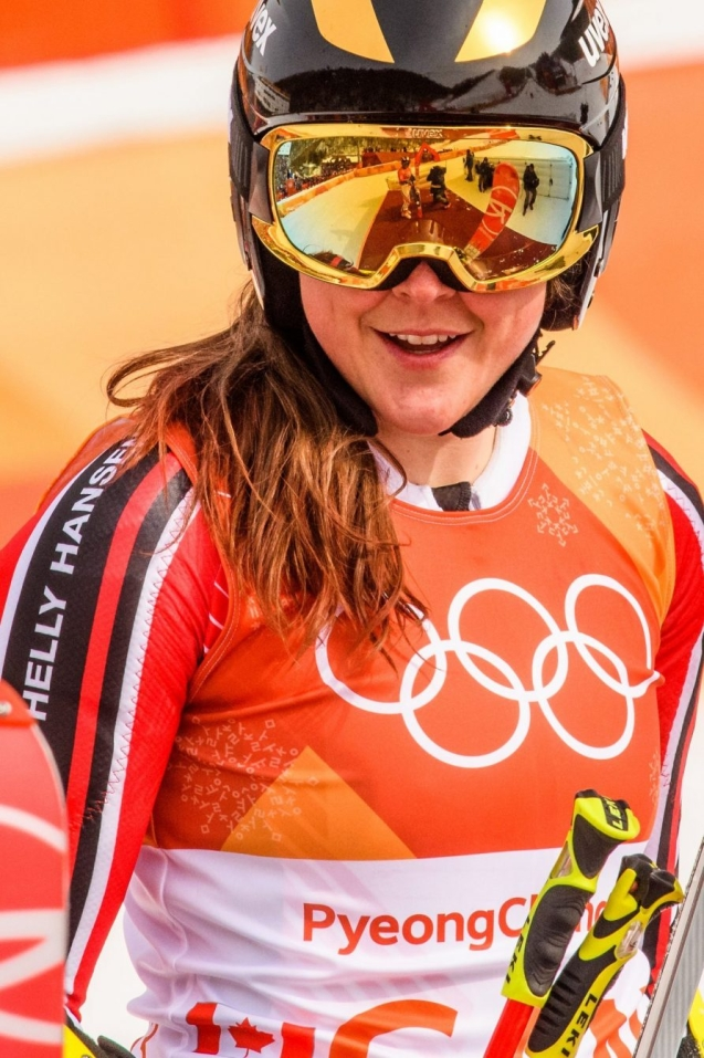 Team Canada Laurence St Germain PyeongChang 2018