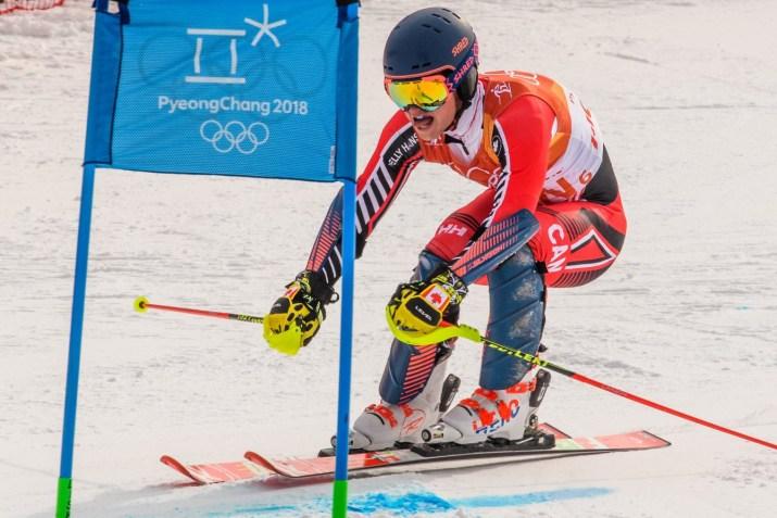 Team Canada Trevor Philip PyeongChang 2018