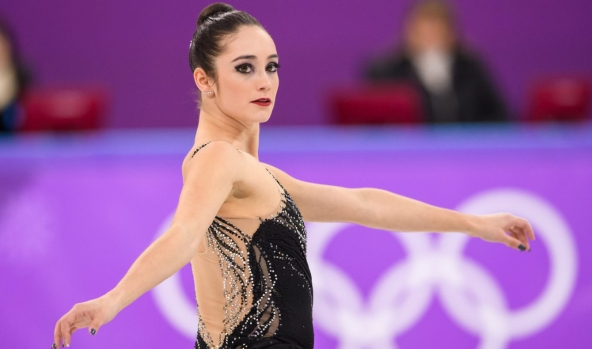 Team Canada Kaetlyn Osmond PyeongChang 2018