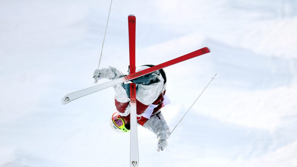 Five Team Canada athletes qualify for moguls final at PyeongChang 2018
