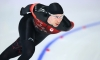 Team Canada long track speed skaters get creative with their training