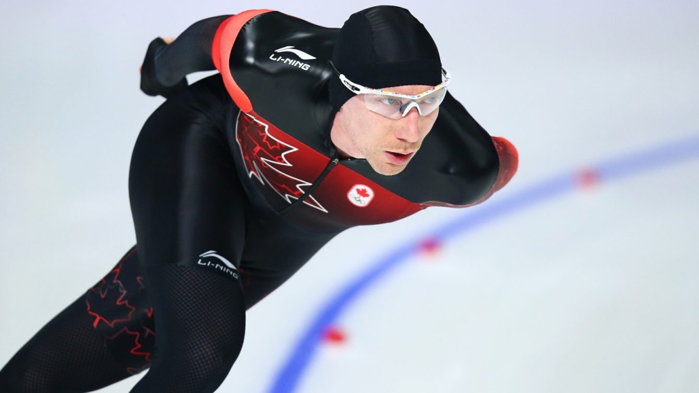 Team Canada Ted Jan Bloemen PyeongChang 2018