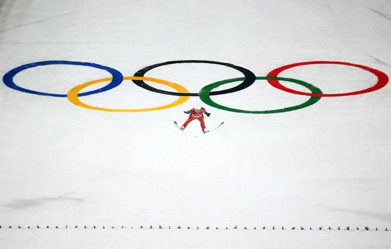 Team Canada Mackenzie Boyd Clowes PyeongChang 2018