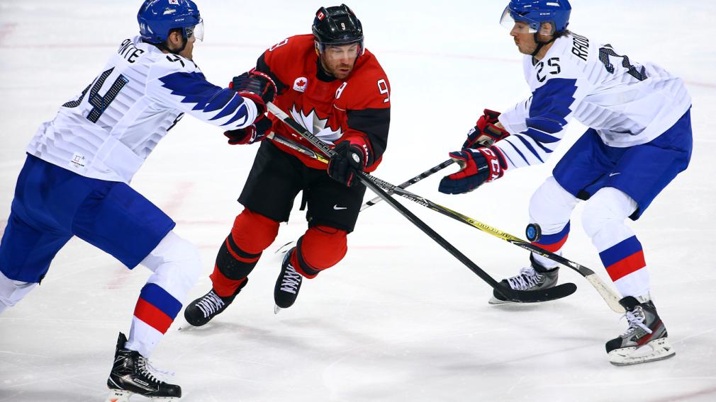 Team Canada advances to quarterfinals with win over South Korea