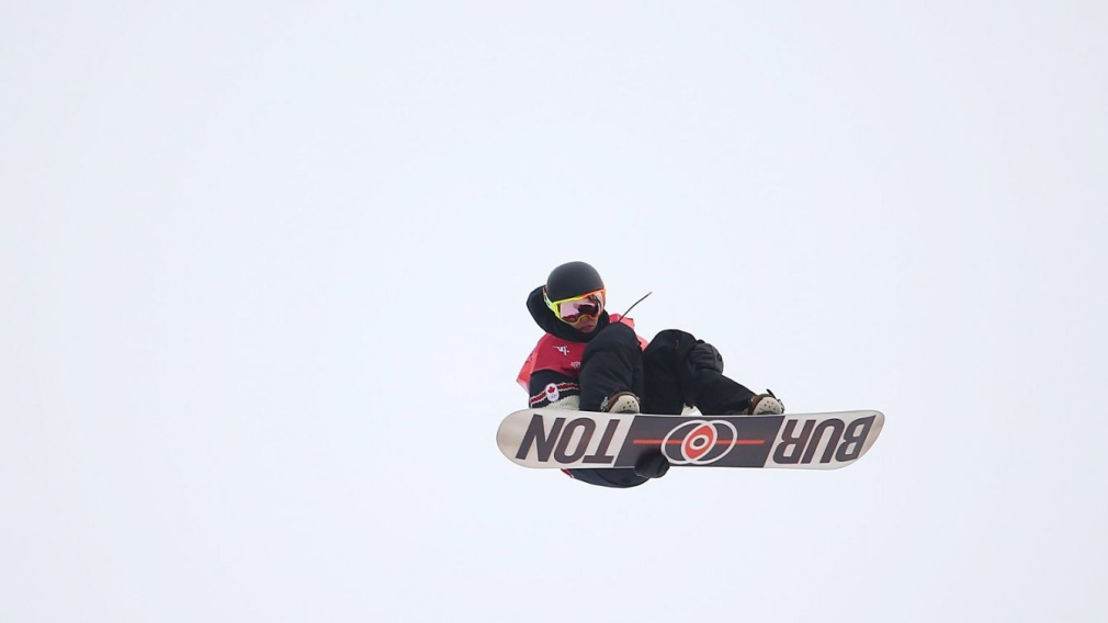 Mark McMorris takes World Cup bronze in Aspen