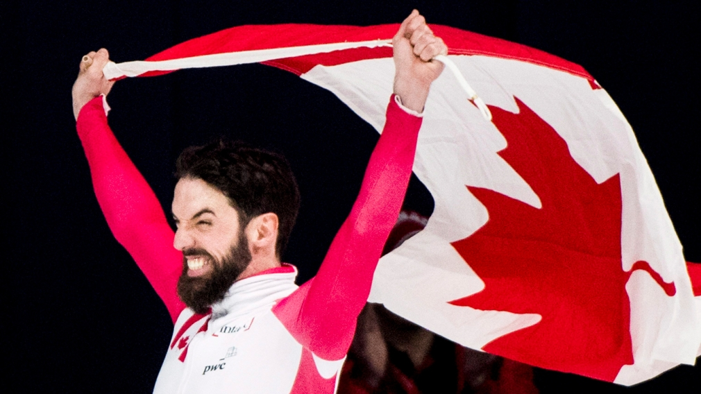 Hamelin wins overall title with second gold in as many days at worlds