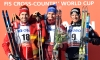 Silver in Sweden, Harvey ends cross country World Cup season on the podium
