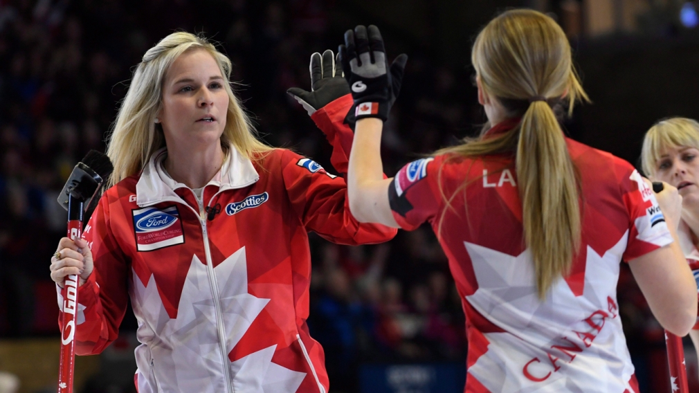 Canada set for golden Swedish showdown on Sunday at women's curling worlds