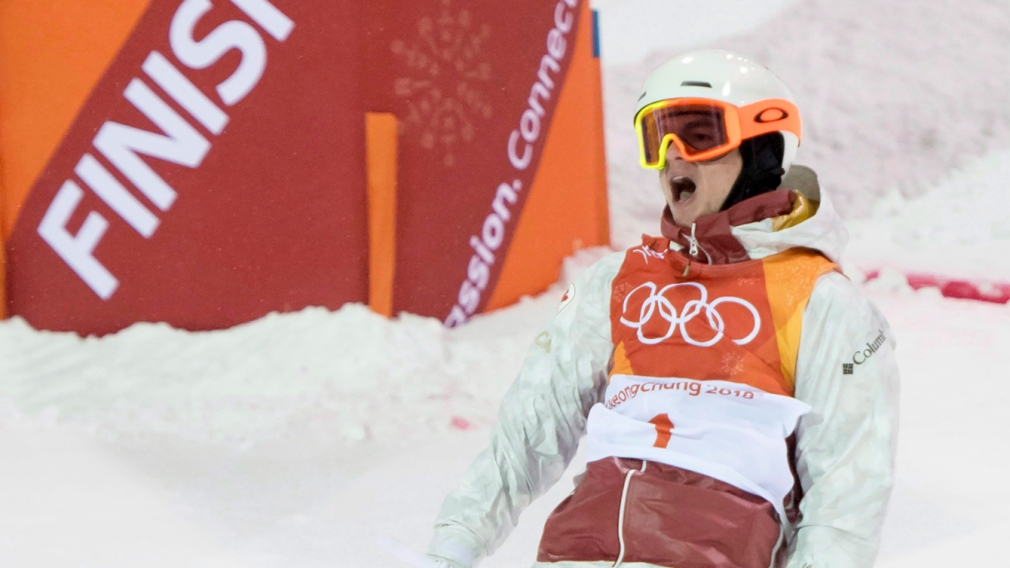 Kingsbury ends spectacular season on top with moguls victory in France