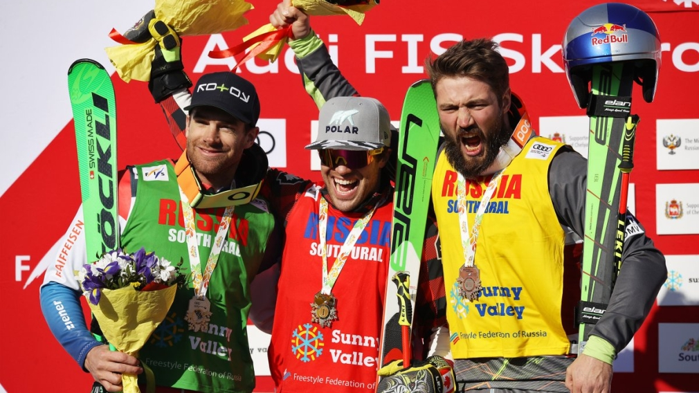 Second ski cross podium in as many days for Drury and Phelan