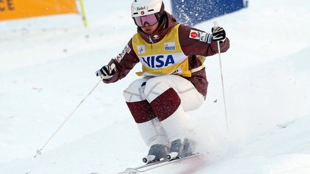 Kingsbury and Dufour-Lapointe back on moguls World Cup podium