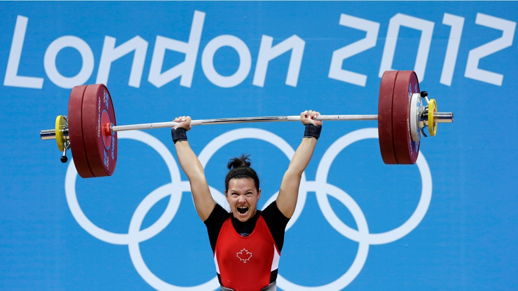 Canadian weightlifter Christine Girard to be awarded London 2012 Olympic gold