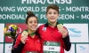 Gold for Benfeito and Zsombor-Murray at diving World Series in Montreal