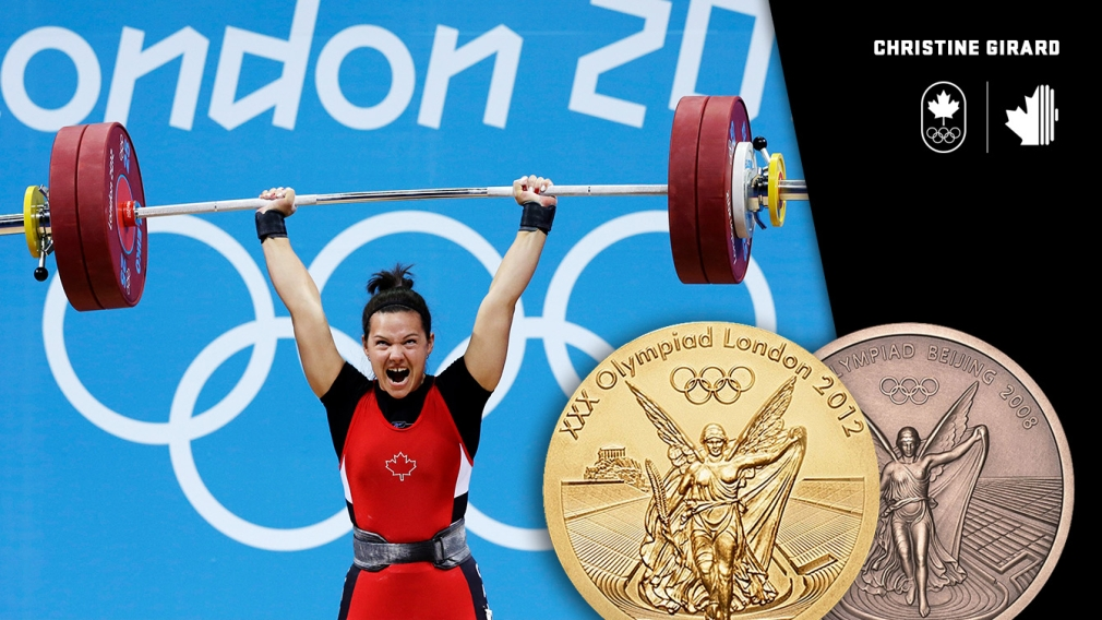 Christine Girard to be awarded London 2012 weightlifting gold