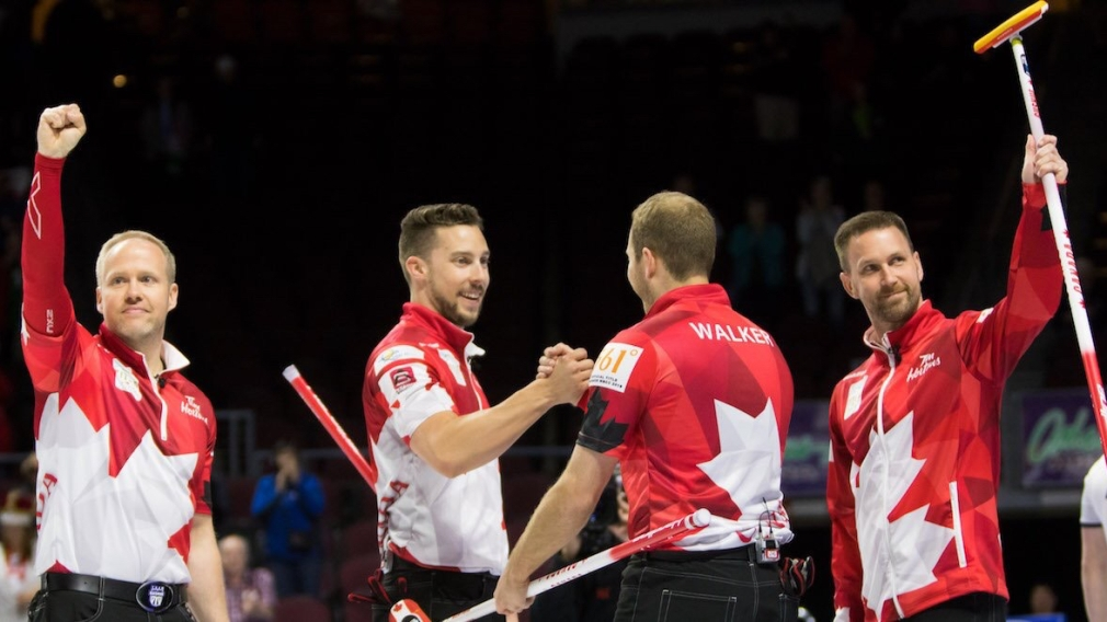 Team Gushue to play for second straight world men's curling gold medal