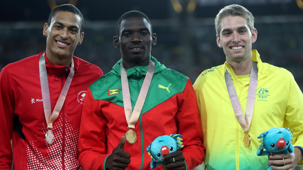 Commonwealth Games: Athletics and swimming stars lead Day 6