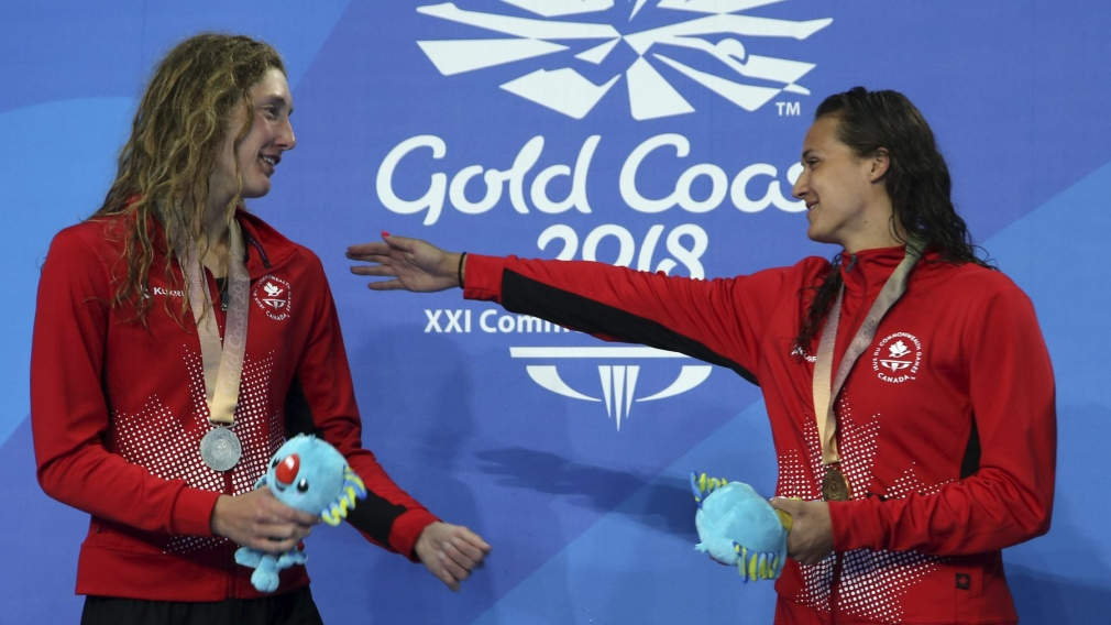 Commonwealth Games: Team Canada wins 14 medals on Day 4