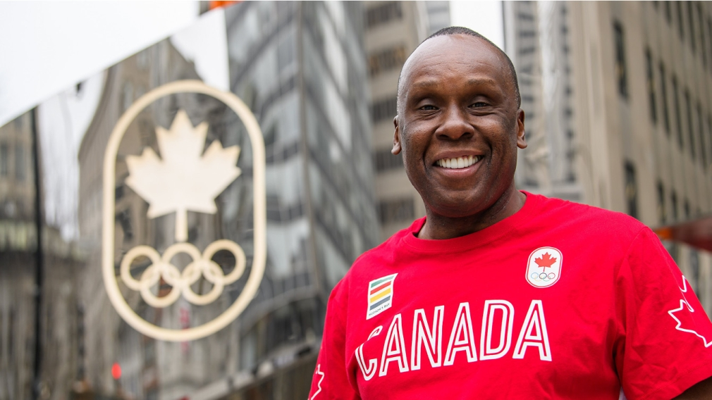 Bruny Surin named Team Canada's Chef de Mission for the Youth Olympic Games Buenos Aires 2018