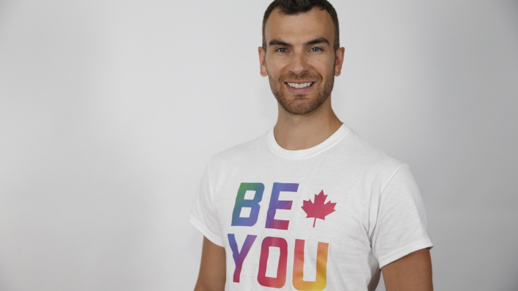 Team Canada launches 'Be You' pop-up store in support of Pride 2018