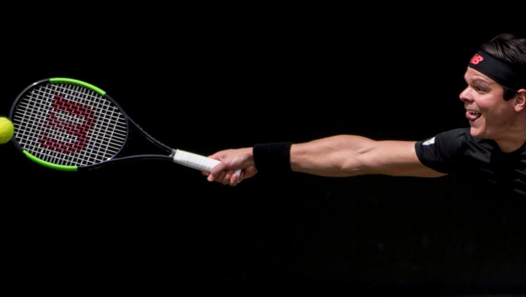 APTOPIX Germany Tennis
