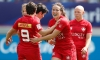 Canadian women defeat France to win bronze at the Paris Sevens