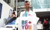 Team Canada hosts 'Be You' pop-up in support of You Can Play