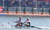 Gold for Janssens and Filmer at the Rowing World Cup in Belgrade