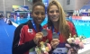 Abel and Citrini-Beaulieu win synchro silver at the Diving World Cup