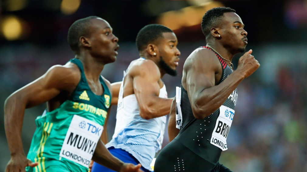 Brown joins exclusive sub-20s club; Watson finishes third at Oslo Diamond League
