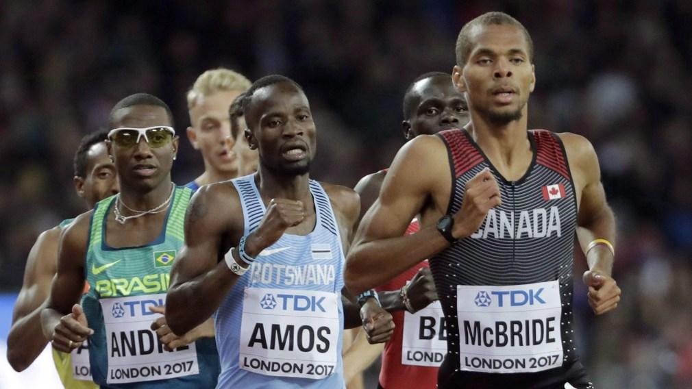 McBride breaks decade-old Canadian record in Monaco
