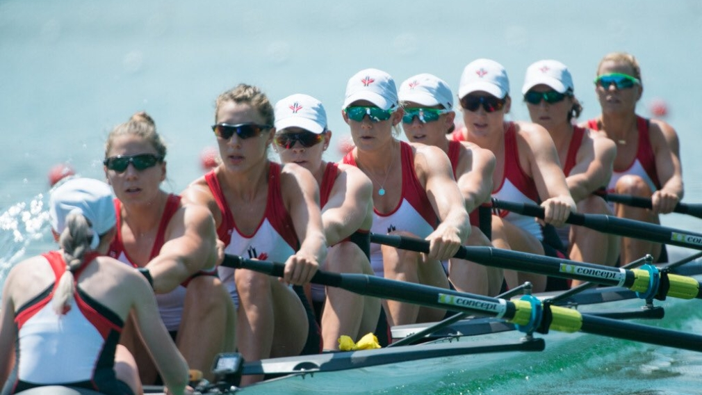 Summer world championships in early September for Team Canada athletes