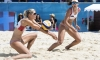 Canadians win beach volleyball gold and bronze in Gstaad