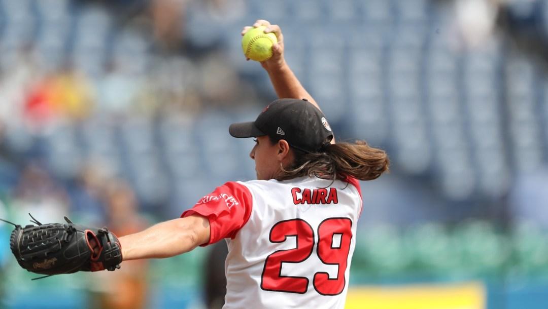 20180812-Womens-Softball-World-Championship-CAN-JPN-Jenna-Caira-Cover