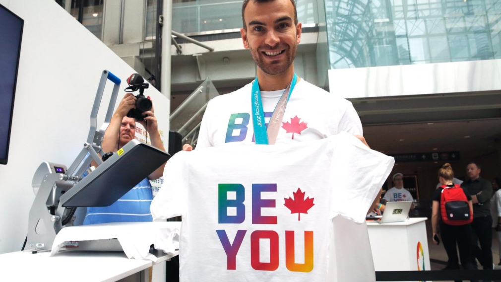 Team Canada to open Sois Toi/Be You pop-up store at Montreal Pride 2018