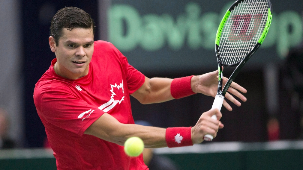 Canada secures spot in World Group for 2019 Davis Cup Qualifying Round