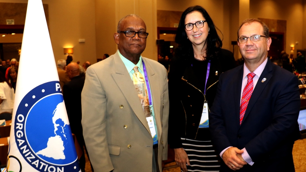 Tricia Smith elected as ANOC Executive for Panam Sports