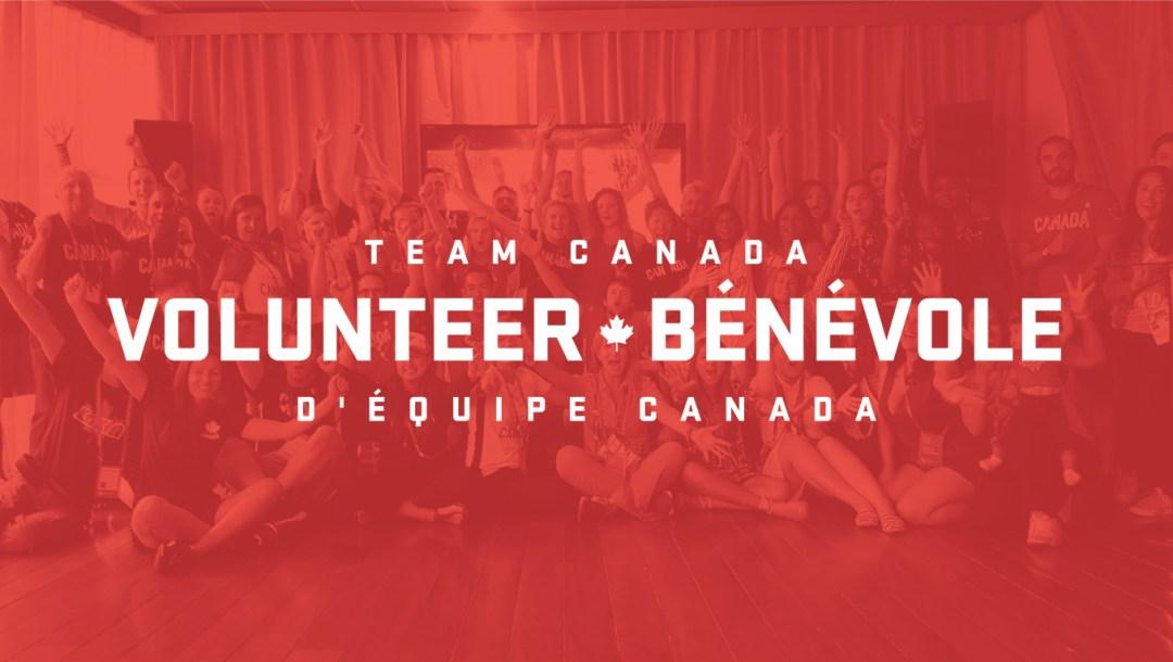Team Canada Volunteer