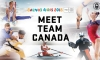 Team Canada will send 72 athletes to the 2018 Youth Olympic Games