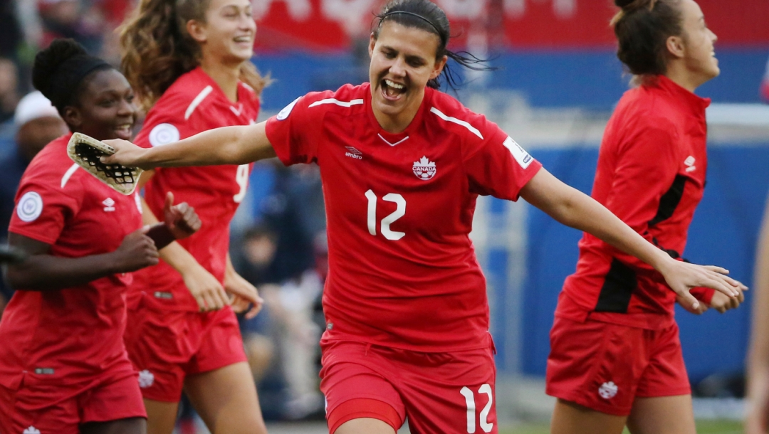 Christine Sinclair - Team Canada Panama Canada Soccer