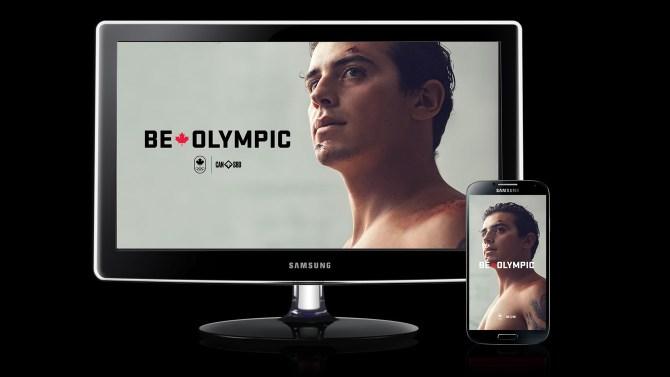 Mark McMorris – Be Olympic Wallpaper