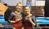 Rosie MacLennan wins gold and silver at Loule World Cup
