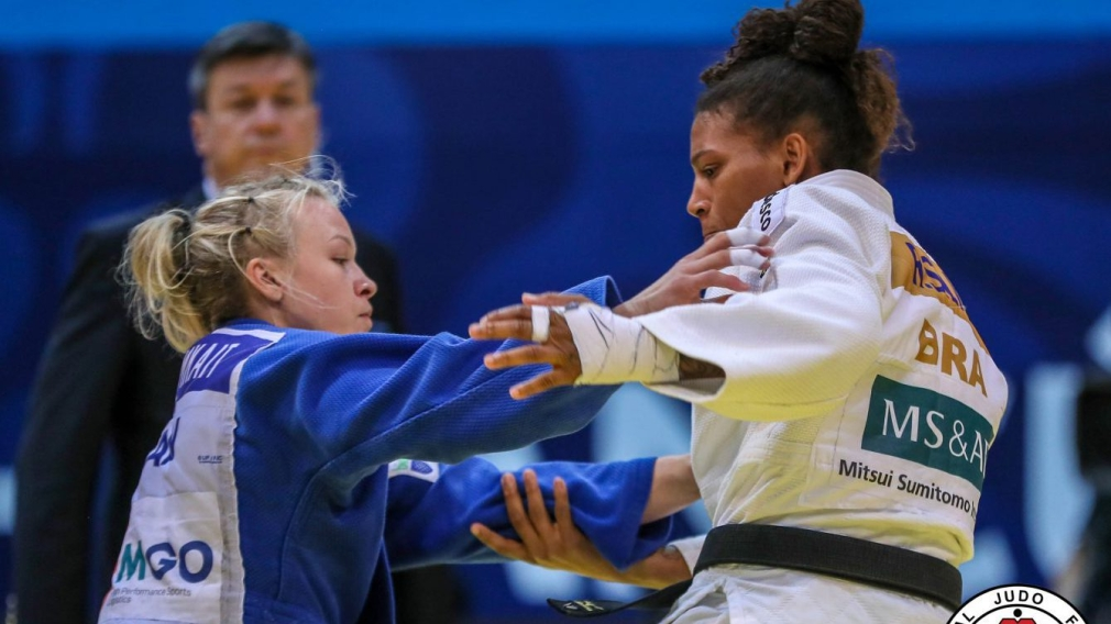 Canada wins four medals at Judo Cancun Grand Prix