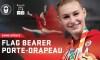 Emma Spence is Team Canada's Buenos Aires 2018 Closing Ceremony flag bearer