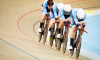 Two team pursuit bronze medals for Team Canada at track cycling World Cup