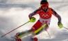 Après-ciating Team Canada alpine skiers during training