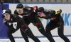 Speed Skating: A second podium finish for Canadian women in team pursuit